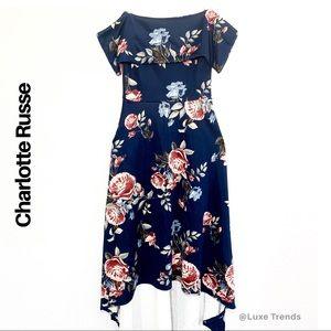 Charlotte Russe - Floral Dress 🛍